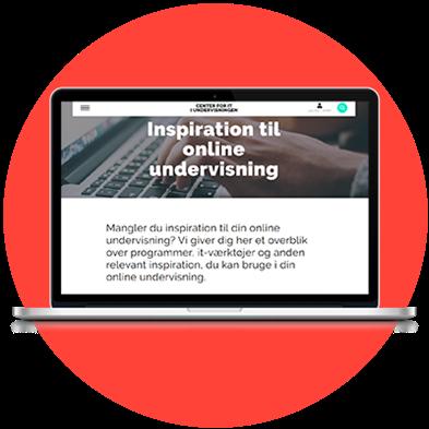 CIU: Inspiration til online undervisning