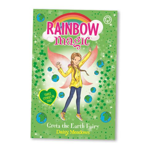 Rainbow Magic Special: Greta the Earth Fairy